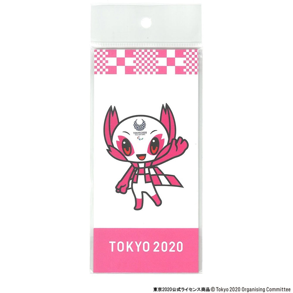 PR-PEV-1                ポチ袋(大)(東京2020パラリンピックマスコット)                                                            新製品